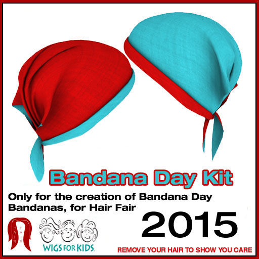 Bandana Day Hair Fair Second Life