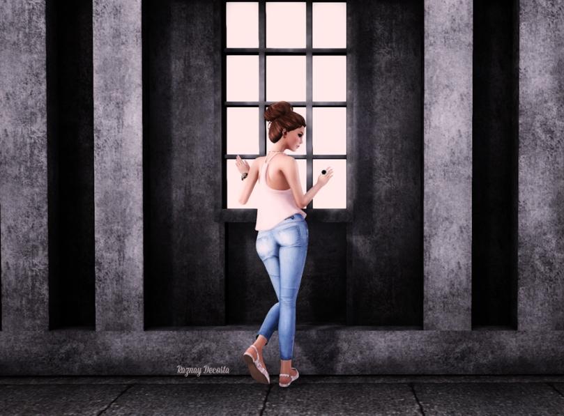 Raznay Decosta Fangirl Edit Second Life Exposeur