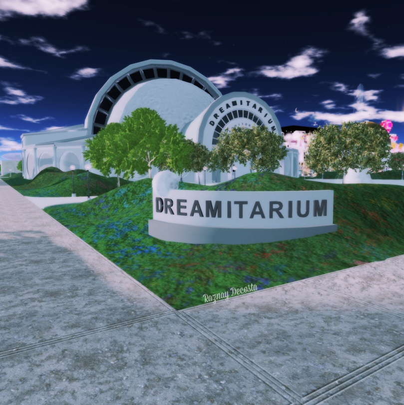 SL12B Dreamitarium Second Life