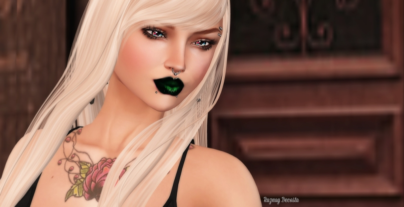 Raznay Decosta, Body Art Hunt, Stuff Your Inventory Hunts, Second Life, Hunts SL